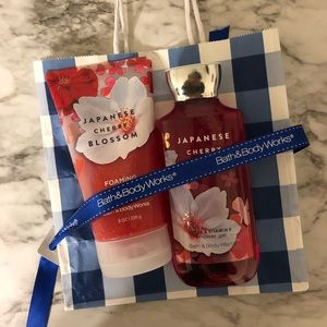 NWT BATH AND BODY WORKS Shower Gel and Sugar Scrub